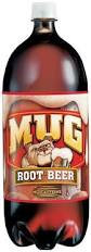 2Liter Mug  Root Beer 6pk