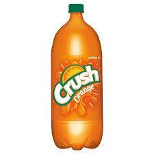 2Liter Crush Orange 6pk
