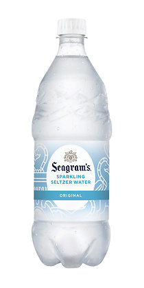 20oz Seagram's Seltzer Water 24pk