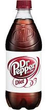 20oz Diet Dr. Pepper 24pk