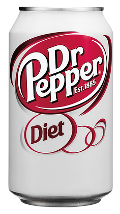 12oz can Diet Dr. Pepper 24pk