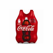 2Liter Coca-Cola 4pk