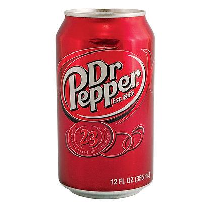 12oz can Dr. Pepper  24pk