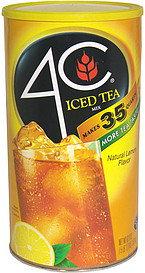 4C Lemon Tea Powder