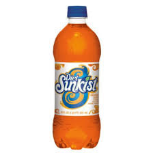 20oz Diet Sunkist 24pk