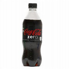 20oz Coke Zero 24pk