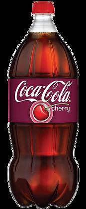 2Liter Coke Cherry 8pk