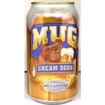12oz can Mug Cream 24pk