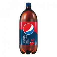 2Liter Wild Cherry Pepsi 6pk