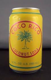 12oz can Coco Rico 24pk