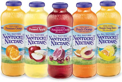 Nantucket Nectars 12pk