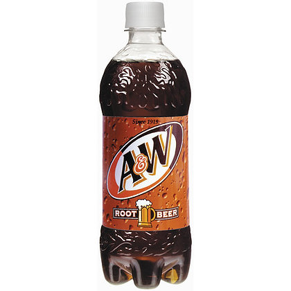 20oz A&W Root Beer 24pk