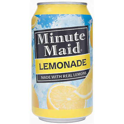 12oz can Minute Maid Lemonade 24pk