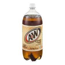 2Liter A&W Cream Soda 6pk