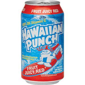 12oz can Hawaiian Punch 24pk
