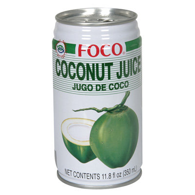 FOCO Coconut Water - 11.9oz can