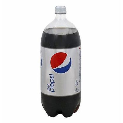 2Liter Diet Pepsi 6pk