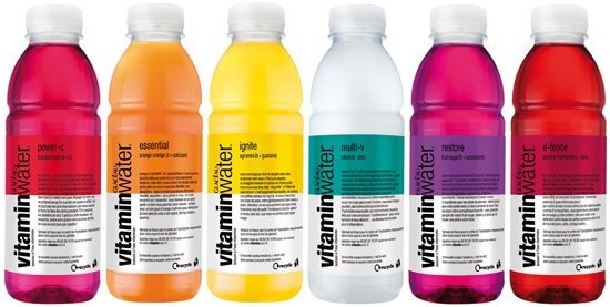Vitamin Water - 20oz BTL 24pk