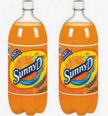 2Liter Sunny Delight 6pk