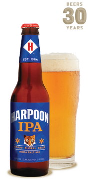 Harpoon IPA 12oz BTL 24pk