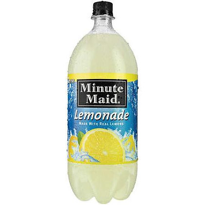 2Liter Minute Maid Lemonade 8pk