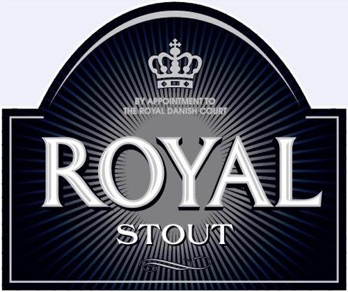 Royal Stout 12Oz