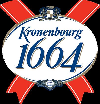 1664 Kronenbourg 12oz
