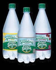 Poland Spring Sparkling Water 32oz BTL 12pk