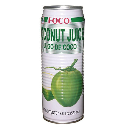 FOCO Coconut Water - 17oz can