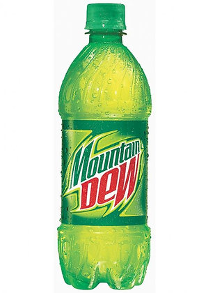 20oz Mountain Dew 24pk