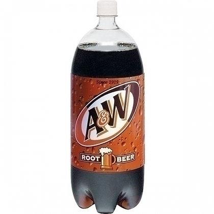2Liter A&W Root Beer 6pk