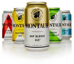 Montauk 12oz can 6pk