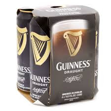 Guinness 14oz can 24