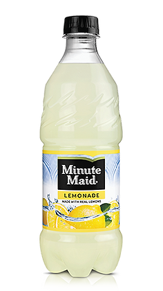 20oz Minute Maid Lemonade 24pk