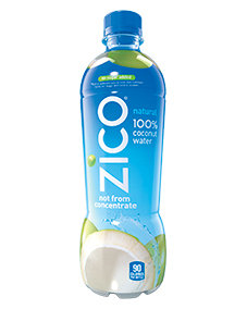 Zico 100% Coconut Water - 16.9oz BTL