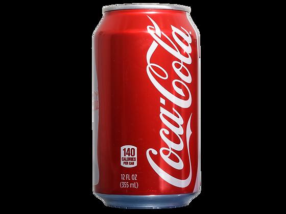 12oz can Coca Cola 24pk