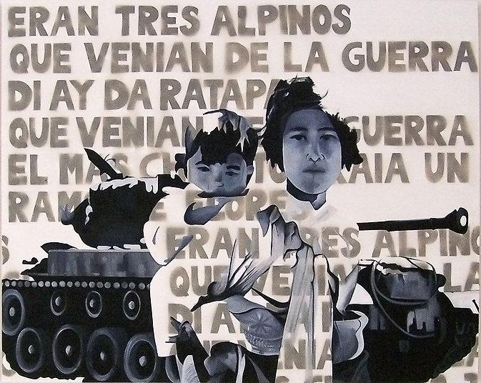 arte y guerra, arte y memoria