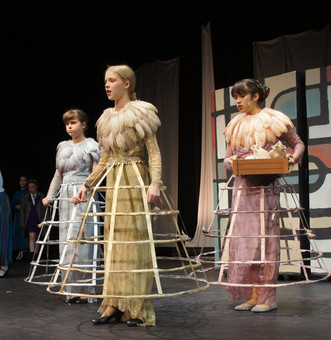 Hartford Stage Education