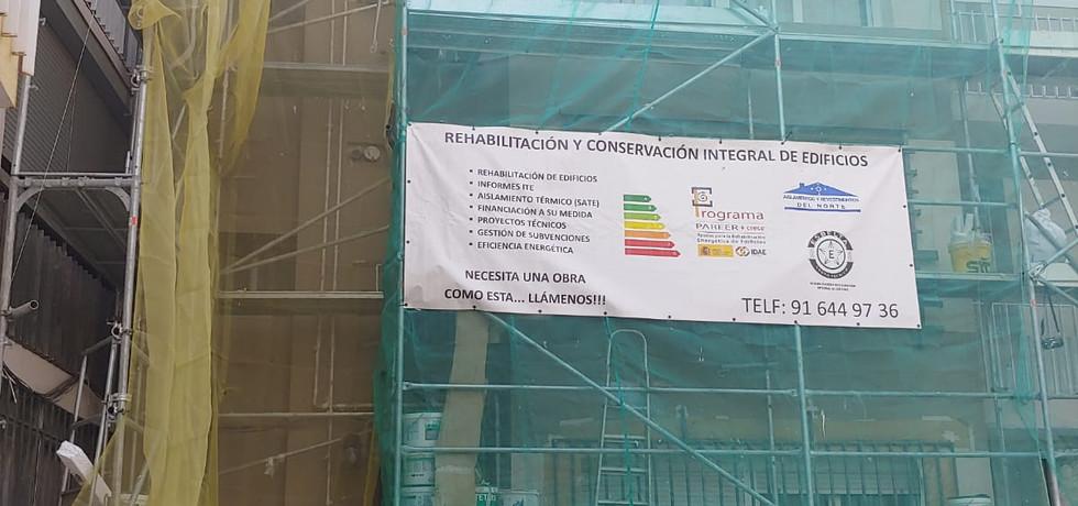 Rehabilitación, Calle Belén, 9.