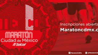 Maratón Ciudad de México
