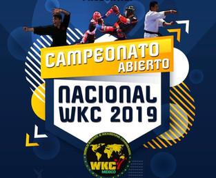 Campeonato Nacional WKC 2019