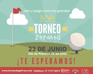 Torneo de Golf WA