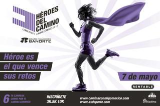 Carrera Héroes del Camino 2017