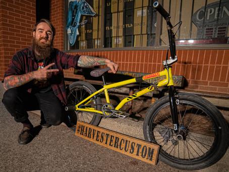 New Bike Build With Harvester Bikes!