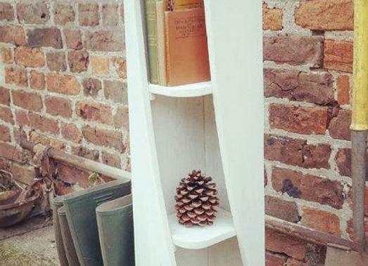Twist shelves