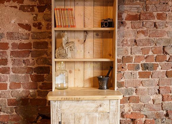 Bespoke rustic dresser