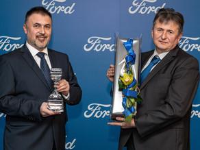Avto Rajh že sedmič Fordov trgovec leta