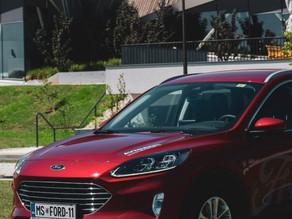 Kdo si želi novo Ford Kugo?
