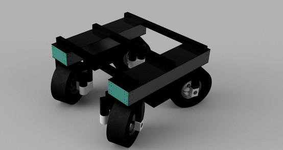 The Cormoran Robot