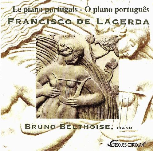 FRANCISCO DE LACERDA | Œuvres pour piano